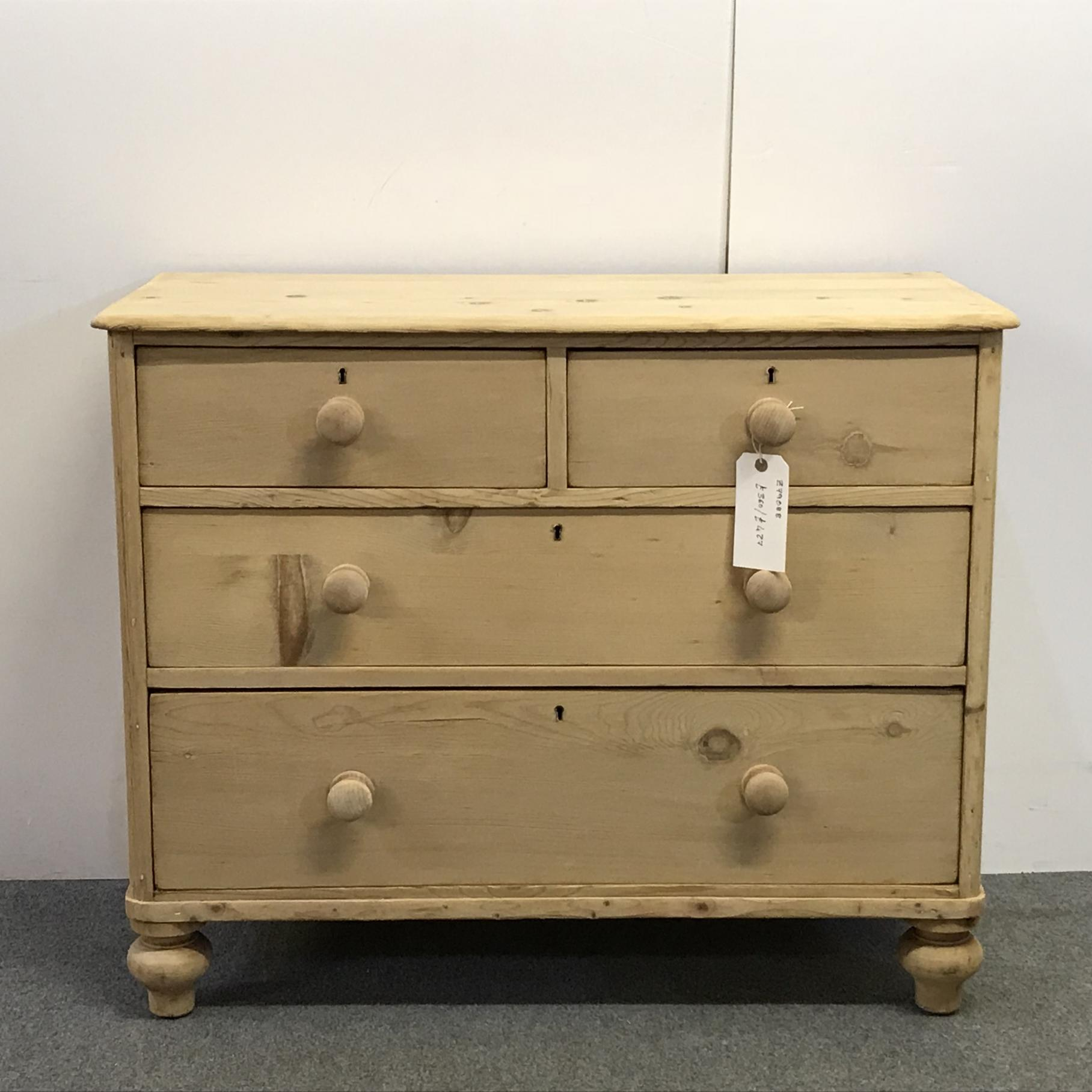 Victorian Pine Chest Of Drawers Late Victorian Pine Chest Of Drawers Chest Of Drawers 1841