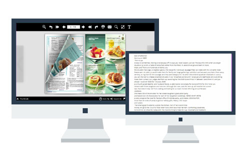 Online Flyer Maker - The Easiest Way to Create Online Page-Flipping