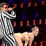 Miley Cyrus: Ink Blot
