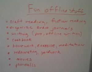offline fun