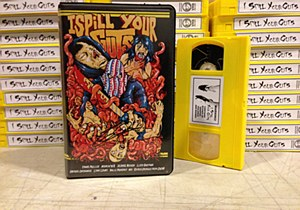 I Spill Your Guts on VHS!!