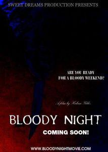 Bloody Night poster