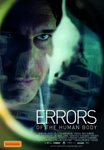 Errors of the Human Body poster1