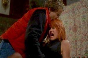 In Zombie Joey's defence, his girlfriend is shrill beyond belief...