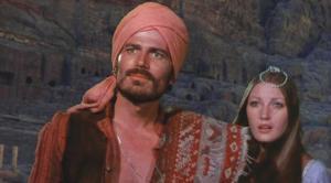 Yeah, he's Persian, like I'm Rastafarian...