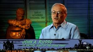 John Russo, co-creator of a thousand nightmares...