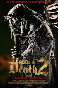 ABCs of Death2 poster