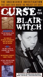 Ad Curse of Blair Witch