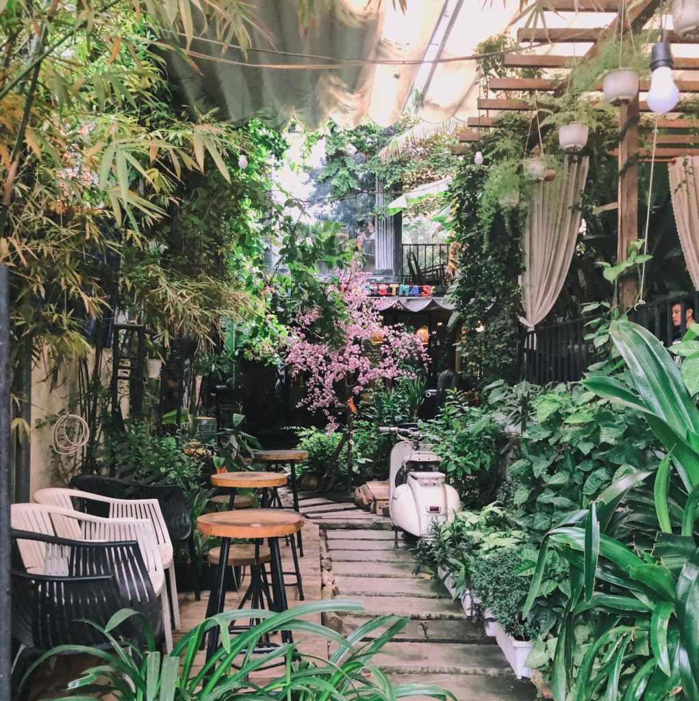 Coffee Shop With Garden Near Me 20 Must Visit Cafes And Coffee Shops In Da Nang Vietnam