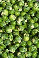 Brussels sprouts  Image: Eric Hunt/Wikimedia Commons.