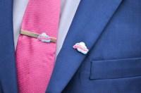 Aoibheanns Pink Tie - Aoibheanns Pink Tie Badge (3)