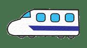 画像:新幹線
