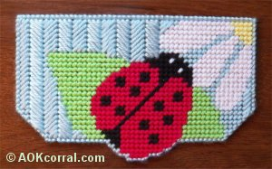 Plastic Canvas Purse For Girls How To Make A Plastic