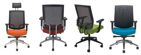 Sit On It Seating Focus Chair Discount Office Chair