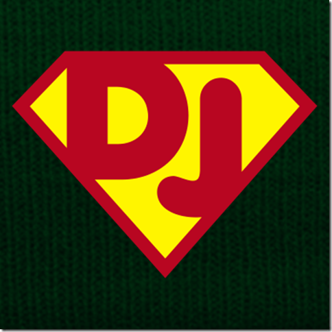 green-dj-superman-caps-hats_design