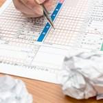 税理士丸投げの確定申告の必要書類を準備中