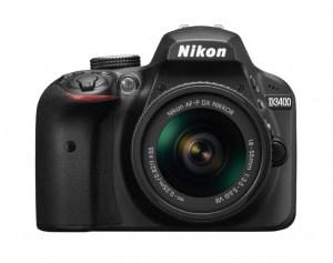 一眼レフカメラD3400の紹介