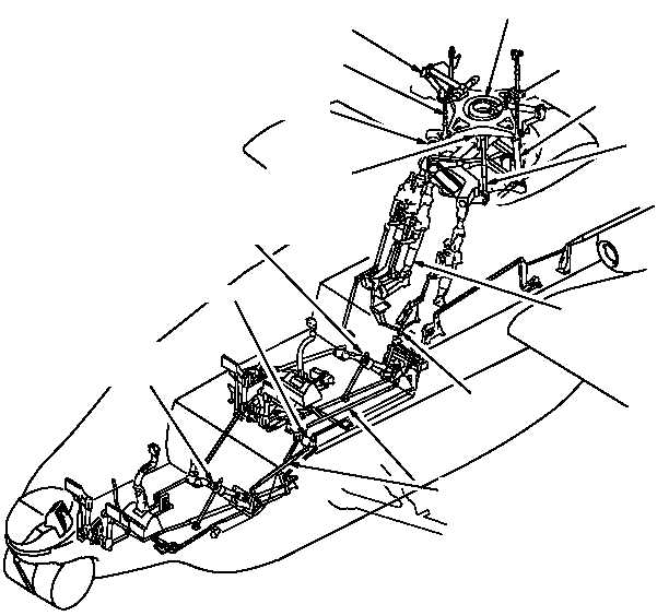 helicopter wiring harness