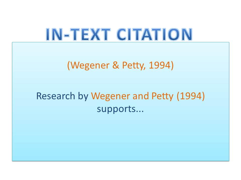 reference citation thesis