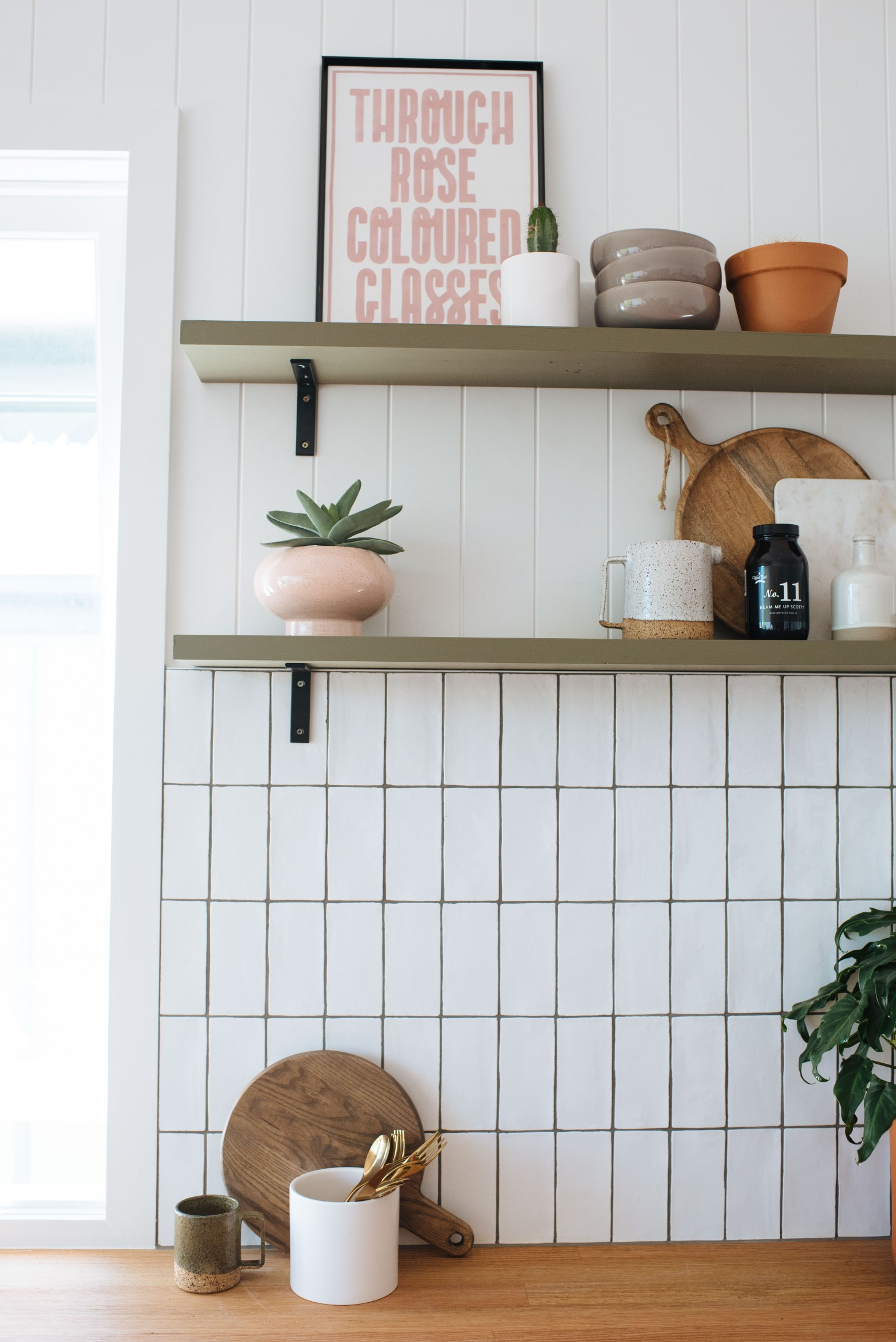 Pin Boards Bunnings Renovation Reveal The Kitchen A Pair A Spare