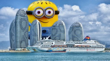 The Kids Will Love That Cruise Too!!!