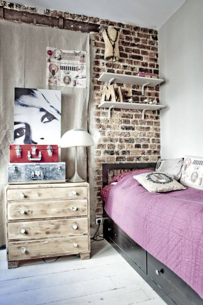 18 Small Bedroom Decorating Ideas  Apartment Geeks