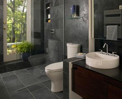 Small Bathroom Shower Idea