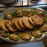 Macrobiotic dinner, Sonja G