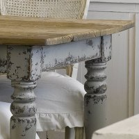 Shabby Chic Furniture Finishing