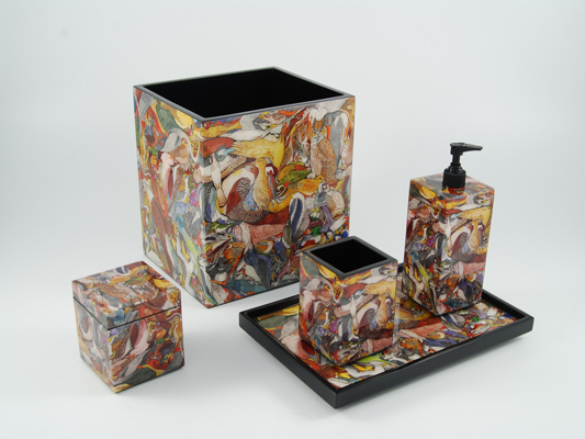 Unique bathroom sets