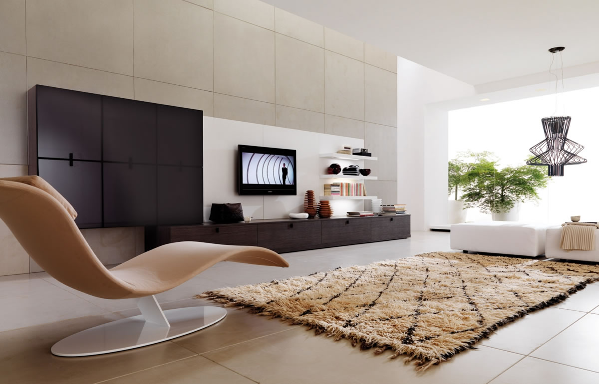 Modern Living Room Furniture From