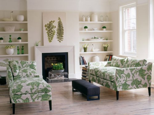 Green Leaf Decor