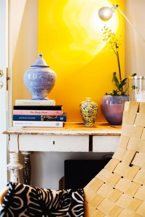 yellow decor 4