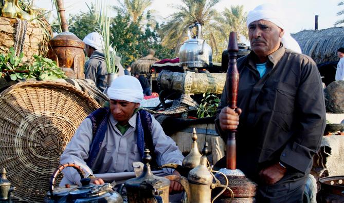 Bedouin Hospitality in the Negev Desert
