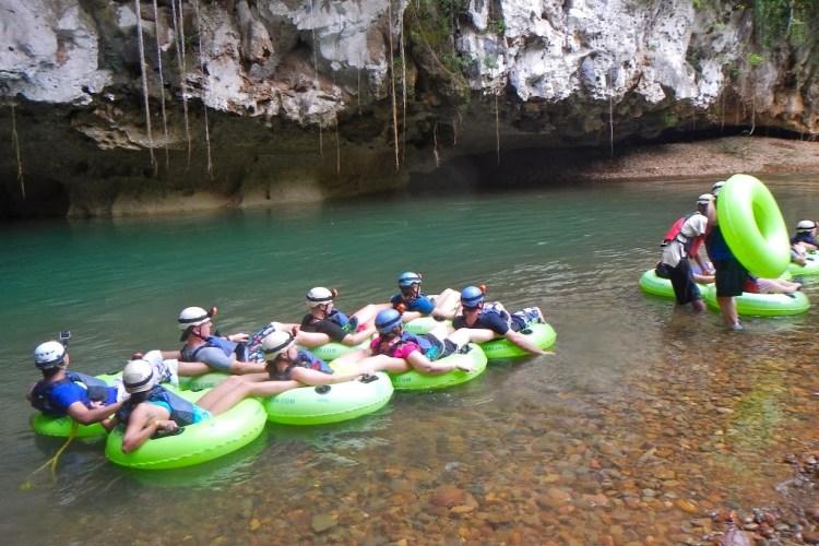 cave tubing san pedro belize