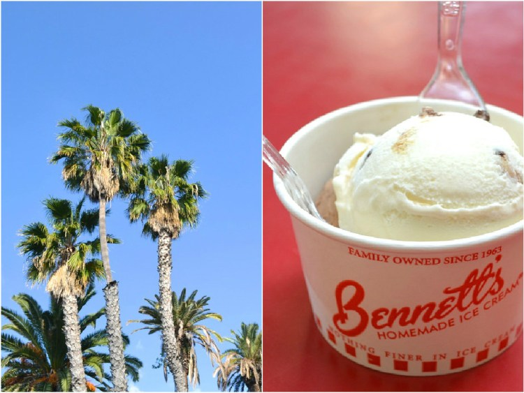 bennett's ice cream los angeles