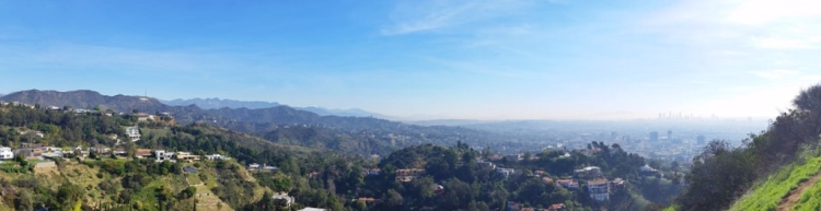 runyon canyon hike