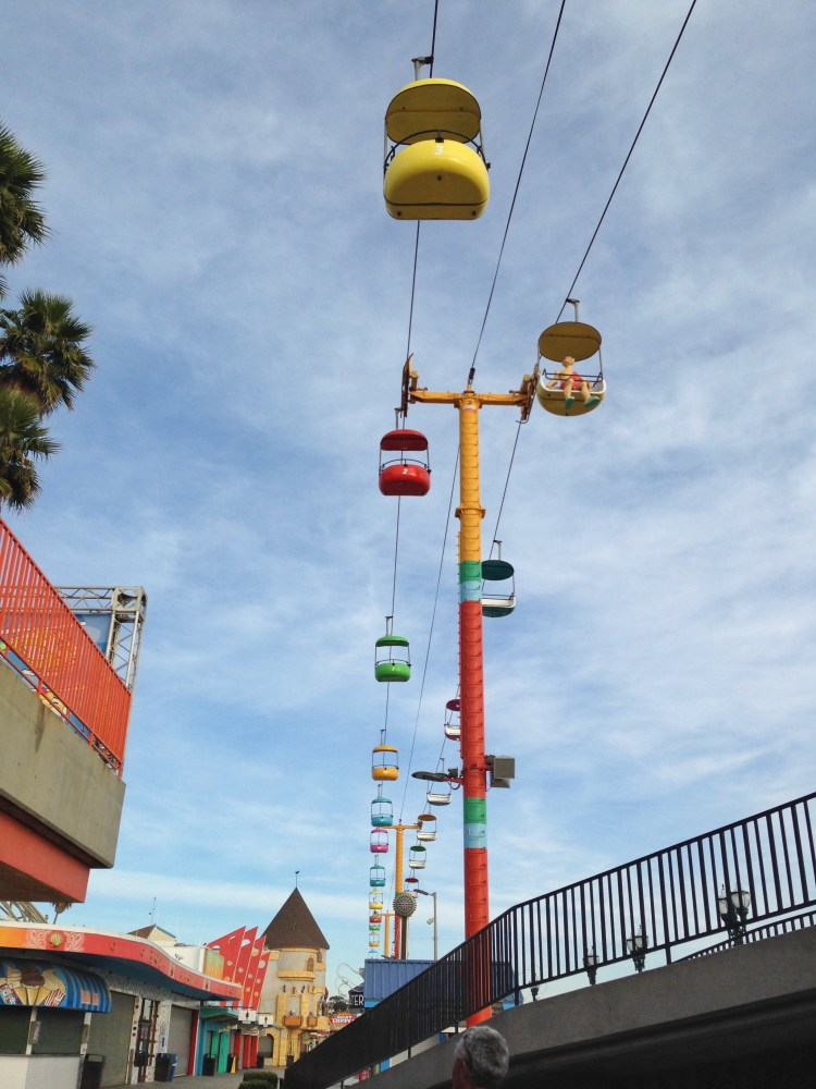 santa cruz boardwalk ride