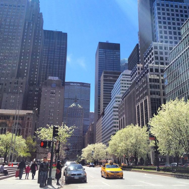 new york city weekend