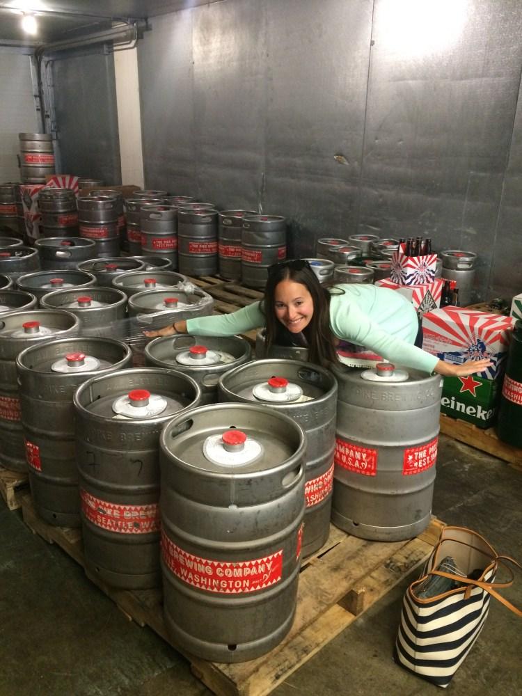Pike Brewing Company