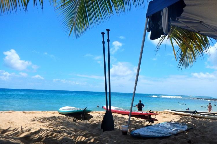 SUP hawaii