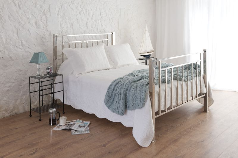 A Beautiful Wrought Iron Bed For Life Made With Love And
