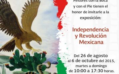 INDEPENDENCIA Y REVOLUCIÓN MEXICANA
