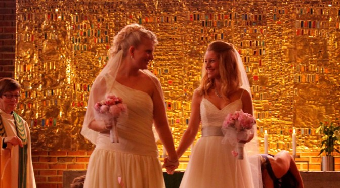 Kirkemøtet 2017 historisk – nå kan alle gifte seg!