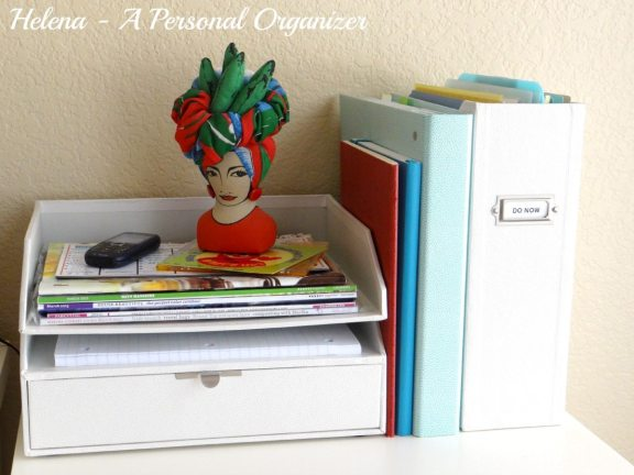 home office organization ideas do now station a personal organizer helena alkhas