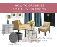 Organizing A Living Room - Bestsciaticatreatments.com