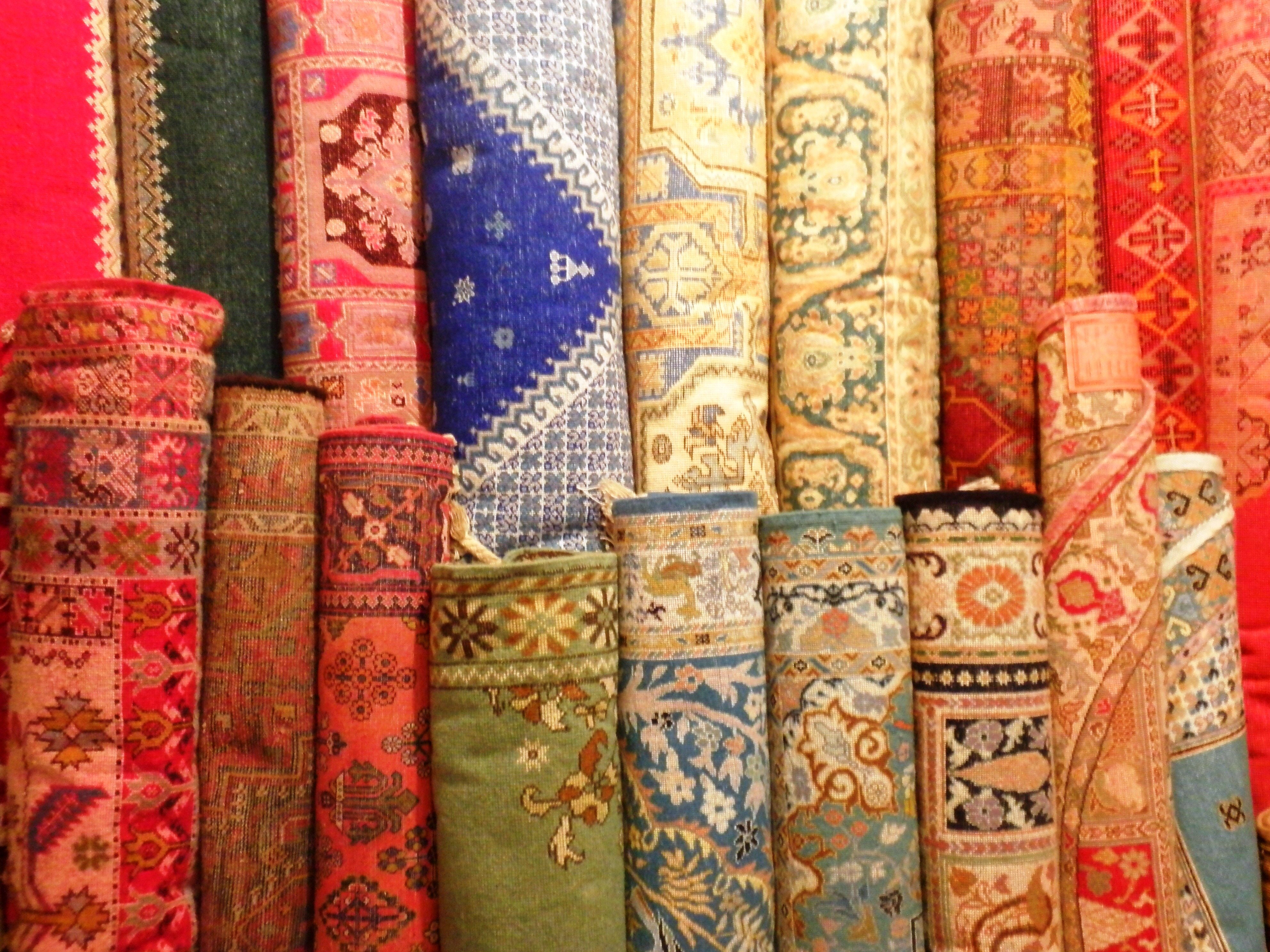 Morocco Fez Carpet Sales Have Bag Will Travel