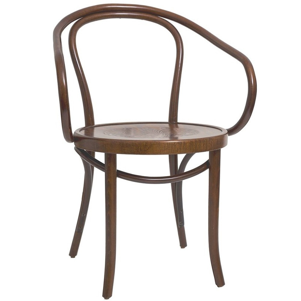 Thonet Michael Genuine B9 Bentwood Armchair By Michael Thonet