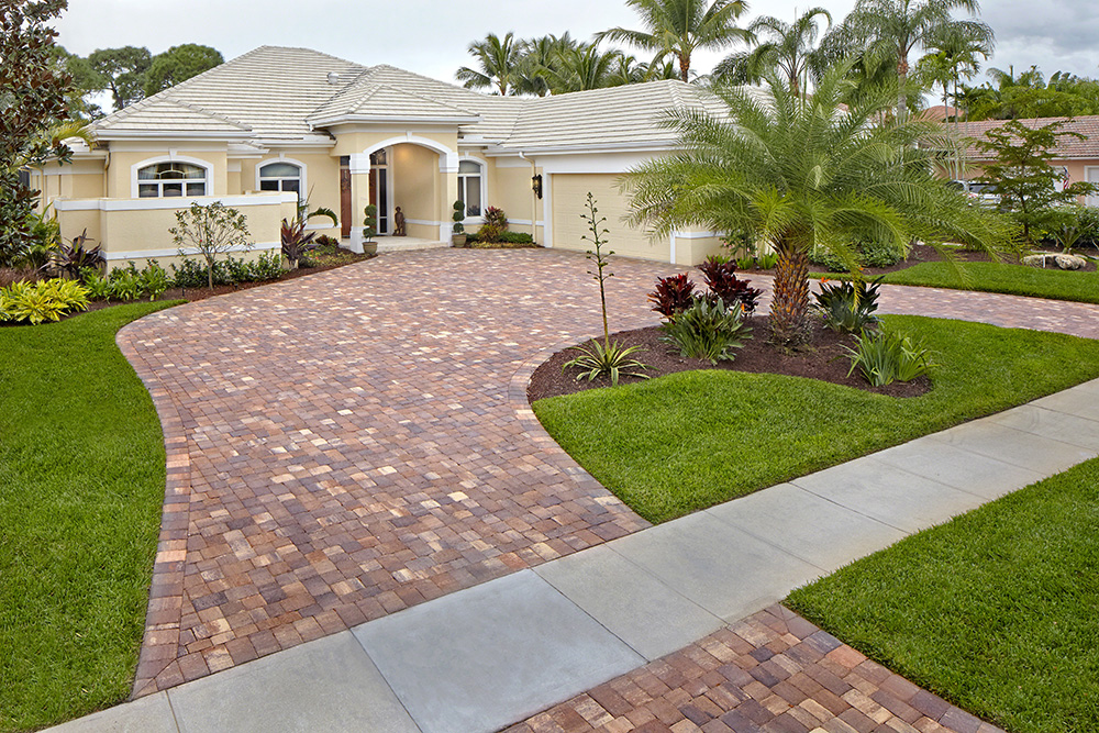 Apex Pavers Pools Residential Commercial Paver Driveways