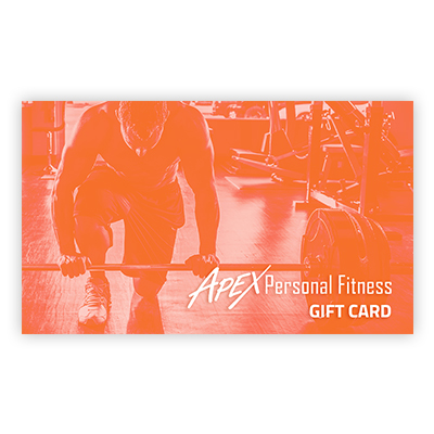 Apex Personal Fitness Apex Gift Certificate -